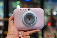 Trải nghiệm máy ảnh chụp in liền LG Pocket Photo Snap