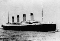 Chấn động ảnh tàu Titanic huyền thoại trước và sau khi gặp nạn