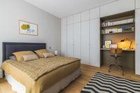 Loạt phòng ngủ siêu xinh dành cho nhà chật khiến ta ngẩn ngơ