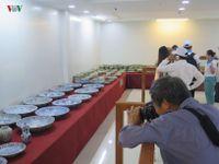 Trưng bày 4.000 cổ vật khai quật từ 9 tàu cổ dọc bờ biển Việt Nam