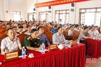 Cử tri Can Lộc đề nghị tiếp tục đánh mạnh các loại tội phạm