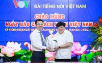 'Bộ TT&TT sẽ hỗ trợ để VOV phát huy vị thế Đài quốc gia'