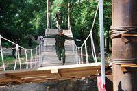 Phân đội công binh giỏi 'Lộ trình an toàn' sẽ tham gia Army Games 2019