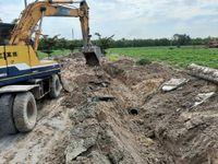 Cận cảnh 'siêu dự án ma' do Alibaba rao bán bị đào xới trả lại nguyên trạng