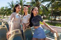 Thí sinh Hoa hậu Thế giới Việt Nam 'lột xác'