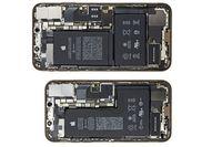 'Mổ bụng' iPhone Xs, Xs Max, phát hiện thanh pin chữ L độc đáo