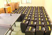 103 thùng loa kẹo kéo 'ém đầy' ma túy