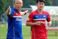 HLV Park Hang-seo bổ sung 6 tuyển thủ, có tên Minh Vương