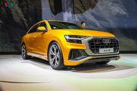 SUV thể thao Audi Q8 ra mắt ấn tượng tại VMS 2018