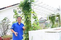 Ngưỡng mộ cuộc sống giản dị của MC Quyền Linh trong biệt thự triệu đô
