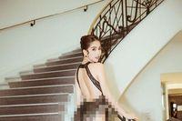 Không chỉ là 'hiệu ứng thảm đỏ' tại Cannes, hở bạo chính là 'đặc sản' của Ngọc Trinh rồi