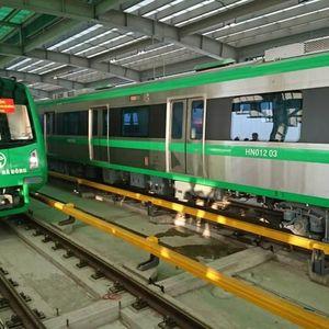 43 chuyên gia Trung Quốc làm dự án đường sắt Cát Linh được nhập cảnh Việt Nam