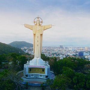 Tới Vũng Tàu chiêm ngưỡng tượng chúa lớn nhất châu Á