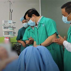 Bệnh nhân 91 nói 'cảm ơn' bằng tiếng Việt