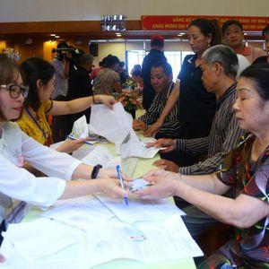 Triển khai gói hỗ trợ 62 nghìn tỷ đồng: Hà Nội phê duyệt cho trên 17.000 người lao động