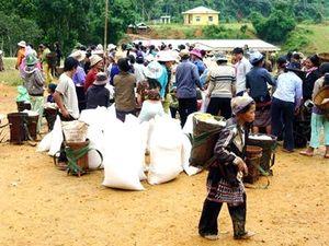 Tây Giang chủ động phòng chống lụt bão ở địa bàn biên giới
