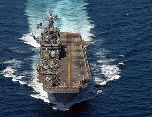 Tàu chiến Mỹ suýt mang tên thành phố Đà Nẵng