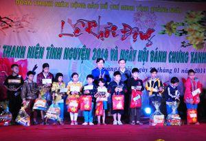 Quảng Ngãi: Khởi động Năm Thanh niên tình nguyện 2014
