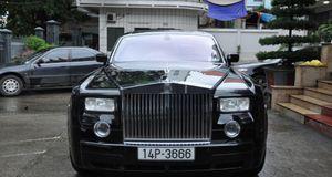 Ủng hộ Rolls Royce Phantom giá 39 tỷ, bán đấu giá giúp đồng bào Quảng Ninh bị mưa lũ