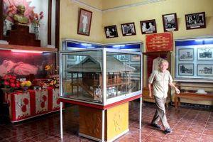 Độc đáo bảo tàng Bác Hồ tại tư gia