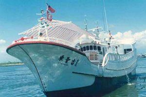 Đài Loan triển khai tàu tuần tra xung quanh đảo Nhật Bản