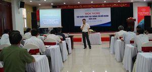 Tập huấn công tác thông tin đối ngoại năm 2016