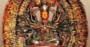Tìm thấy bảo vật quốc gia- tượng Phật nghìn tay nghìn mắt- bị mất trộm