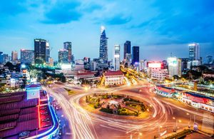 Giá cho thuê mặt bằng bán lẻ ở TP. Hồ Chí Minh đắt đỏ hàng top 50 thế giới