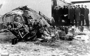 Những tai nạn máy bay thảm khốc trong lịch sử thể thao