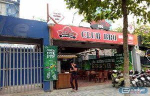 Thêm một vụ 'xẻ thịt' cống mương làm nhà hàng được Chính phủ yêu cầu báo cáo