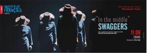 Múa đương đại - hiphop 'In the middle' của đoàn múa nữ Swaggers, Pháp