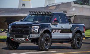 Ford F150 Raptor máy bay tàng hình F-22 'chốt giá' 6,8 tỷ