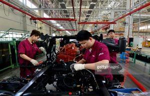 Nhiều hãng sản xuất ô tô Trung Quốc tìm cách thâm nhập thị trường Mexico