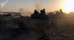 Quân đội Syria phá hủy thành trì cuối cùng của IS tại Syria