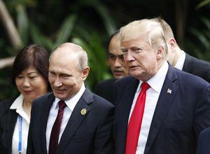 Tổng thống Putin giải thích vì sao chưa thể hội đàm chính thức Mỹ