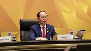 Lãnh đạo các nền kinh tế dự Hội nghị Cấp cao APEC