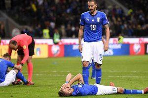 Italia lần đầu ngồi nhà xem World Cup sau 60 năm tham dự