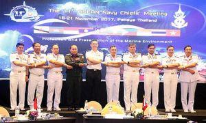 Khai mạc Hội nghị Tư lệnh Hải quân các nước ASEAN