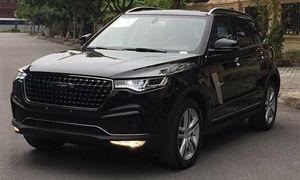Xe Zoyte Z8 'nhái' Range Rover chỉ 725 triệu tại VN