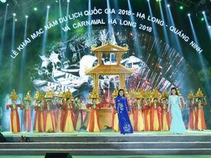 Choáng ngợp sân khấu hoành tráng đêm Carnaval Hạ Long 2018