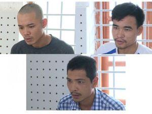Thái Bình: Bắt 3 đối tượng trộm cắp hàng tỷ đồng của các doanh nghiệp