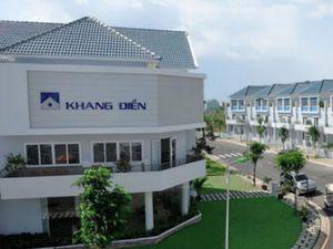 Công ty Nhà Khang Điền thoái vốn khỏi BĐS Đạt An
