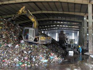 Tiêu hủy xong hơn 200 tấn chất thải nguy hại tại Phú Lương