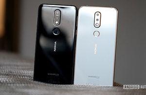 Nokia 7.1 với màn hình 'tai thỏ', camera kép trình làng