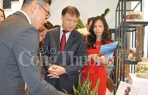 Trung tâm Thiết kế Việt Nam- Hàn Quốc: Nâng cao giá trị gia tăng sản phẩm Việt