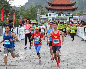 Đẩy mạnh phong trào chạy marathon