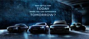 Audi mở đại tiệc lớn nhất Đông Nam Á