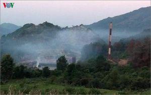Người dân Bắc Kạn bức xúc vì khí thải của nhà máy luyện chì