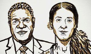 Giải Nobel Hòa bình 2018: 'Bảo vệ công lý là trách nhiệm của mọi người'