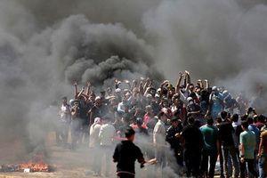 Gần 400 người thương vong sau cuộc xung đột ở Dải Gaza